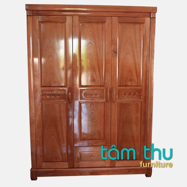 tủ quần áo gỗ ms-8