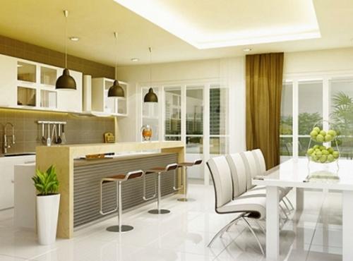 Trang trí nội thất nhà bếp