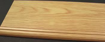 Vân gỗ sồi có dạng thẳng