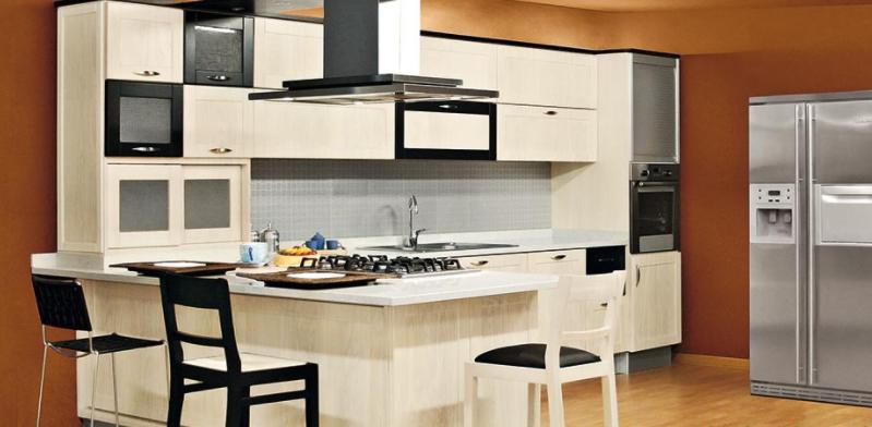 Bộ sưu tập tủ bếp gỗ đơn giản