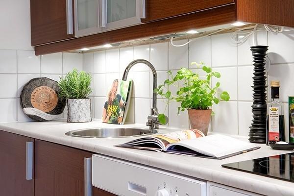 Đặt bồn rửa hợp phong thủy bếp
