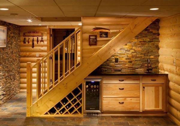 Tủ bếp gỗ tự nhiên sử dụng bền lâu