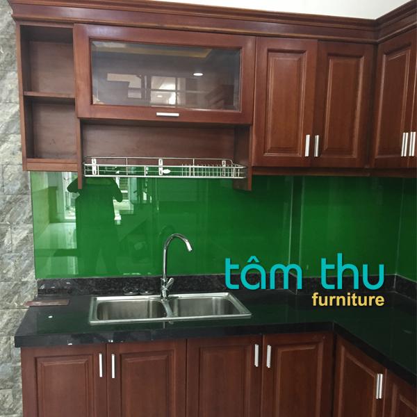 tủ bếp gỗ PhHuyIch b